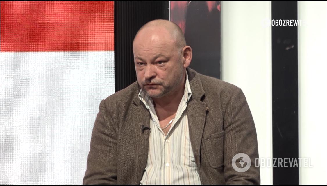 Дмитрий Стус сказал, что никогда не встречался с Виктором Медведчуком