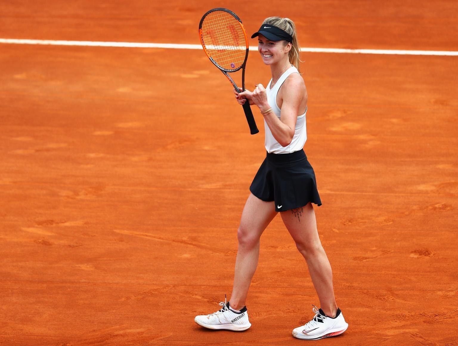 Элина Свитолина дошла до четвертьфинала Roland Garros-2020.