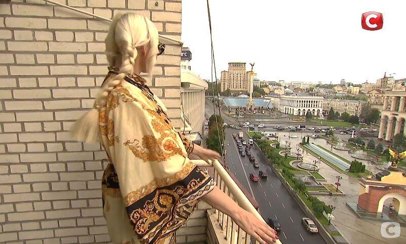 Светлана Вольнова показала свой шикарный пентхаус в центре Киева