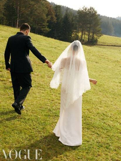 Церемонія одруження пари пройшла недалеко від Відня (Австрія)