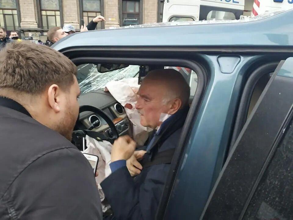 Водителя Land Rover выписали из больницы после операции за 4 дня до ДТП
