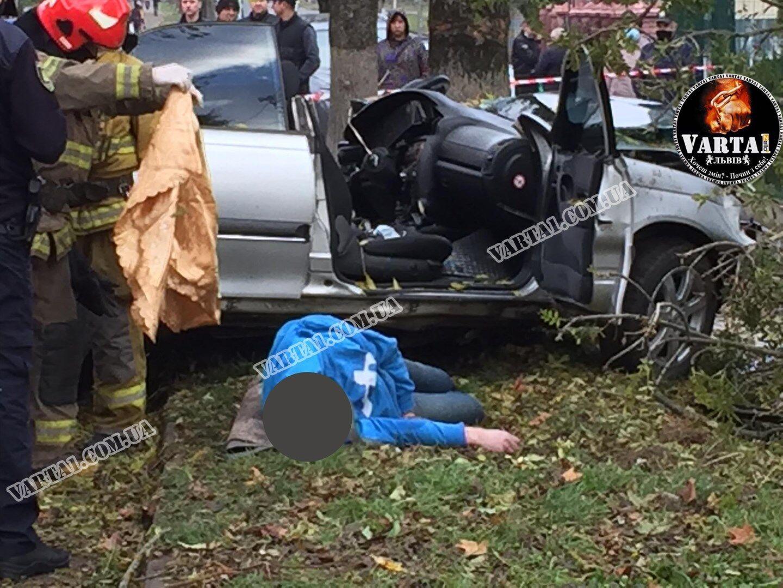Погибший в аварии – мужчина