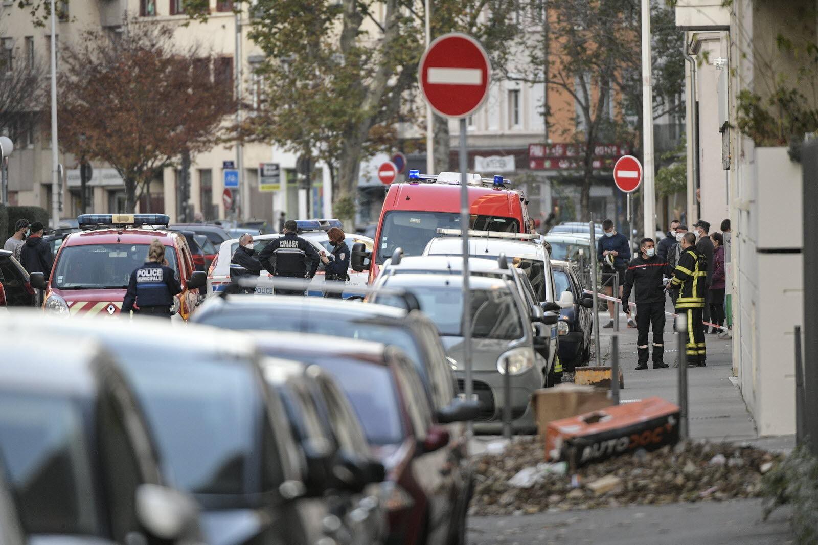 Стрельба произошла возле греческой церкви в Лионе.
