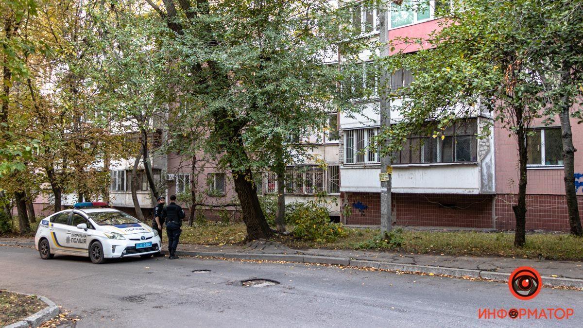 Трагедия случилась на улице Запорожское шоссе.