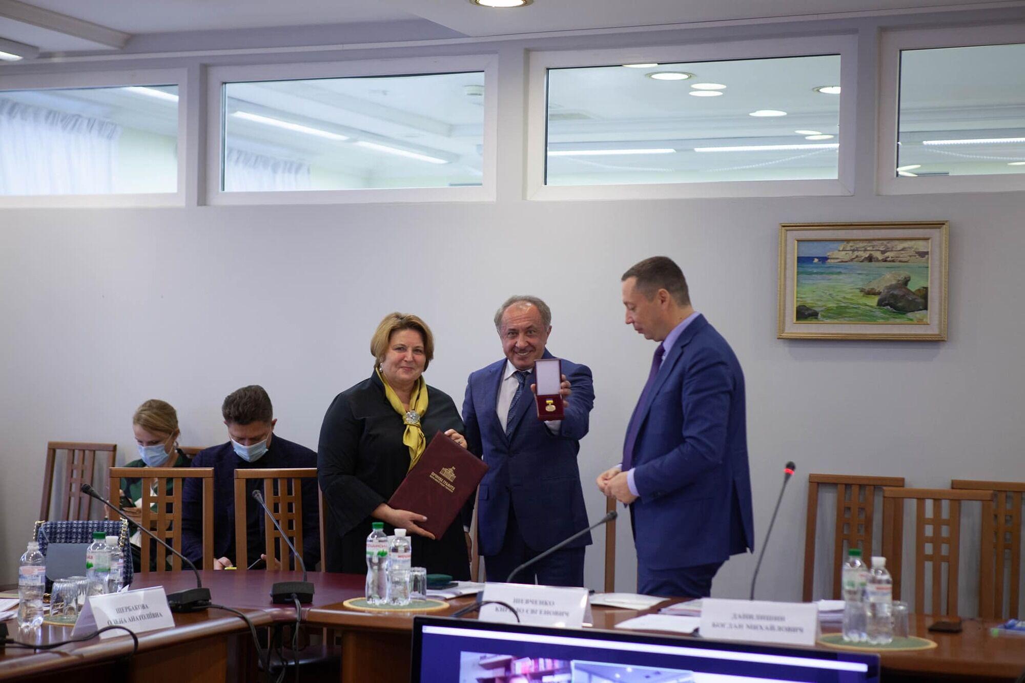 На нараді НБУ оголосили догану Рожковій