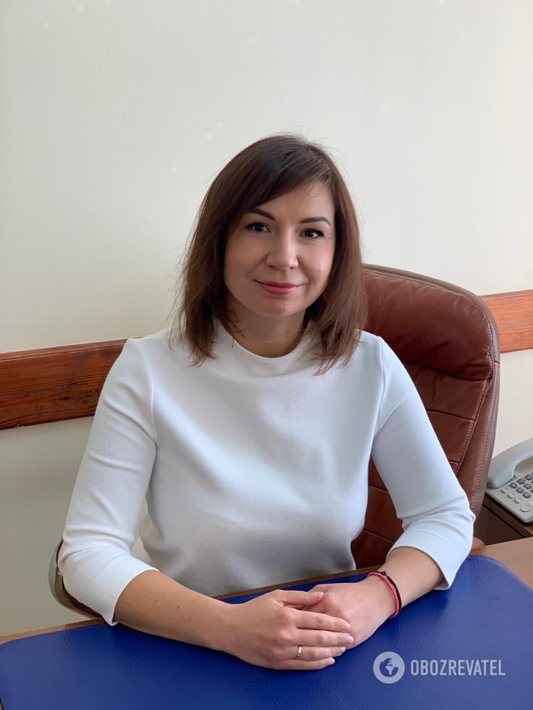Тетяна Мостепан