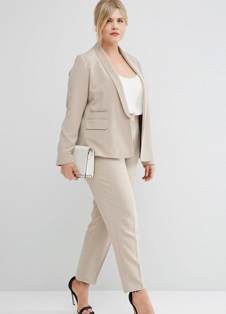 Мода 2020: какие брючные костюмы подойдут полным женщинам. Фото