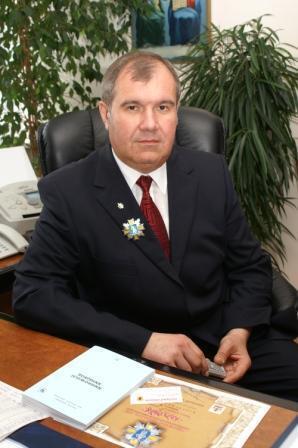 Анатолій Пілецький, головлікар столичної клінічної больници №8 м.Києва.
