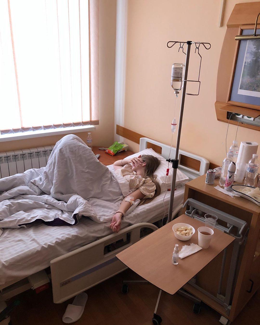 Названа донька Джеджули потрапила в лікарню з отруєнням