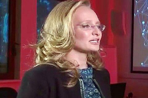 Екатерина Тихонова – младшая дочь Путина.
