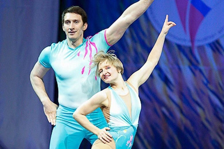 Екатерина Путина активно занималась спортом.