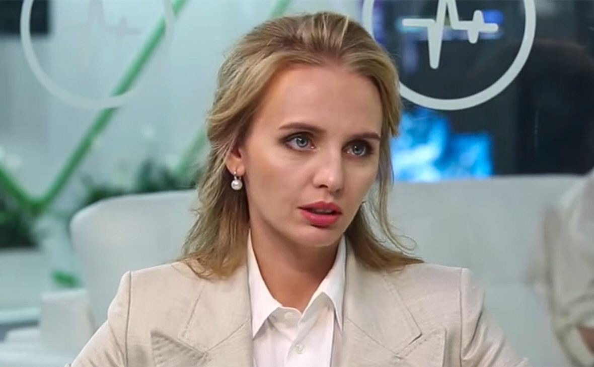 Как выглядит старшая дочь Путина Мария