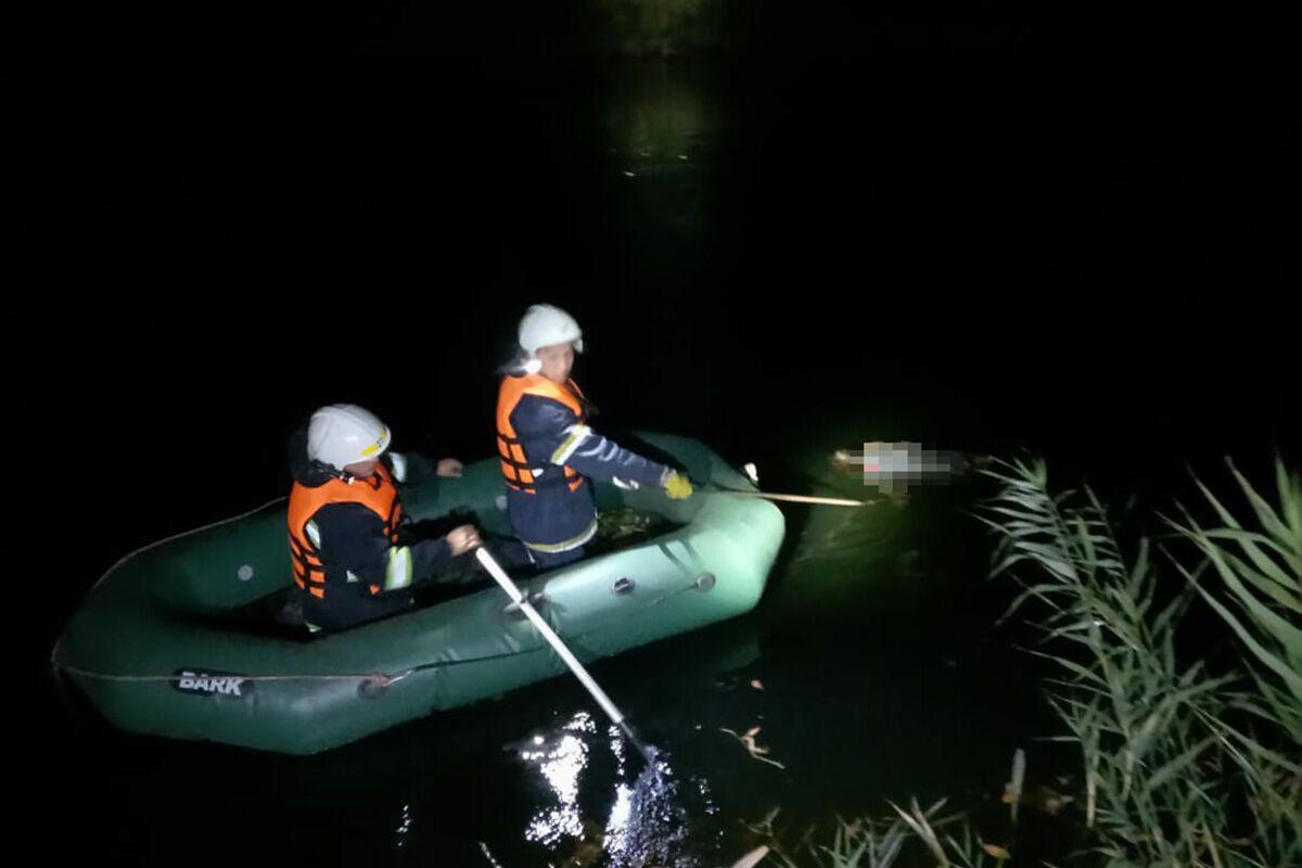 В реке Волчья нашли тело женщины.