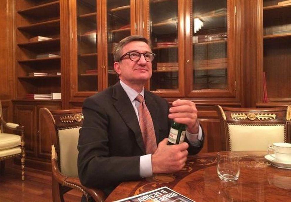Народний депутат Сергій Тарута.