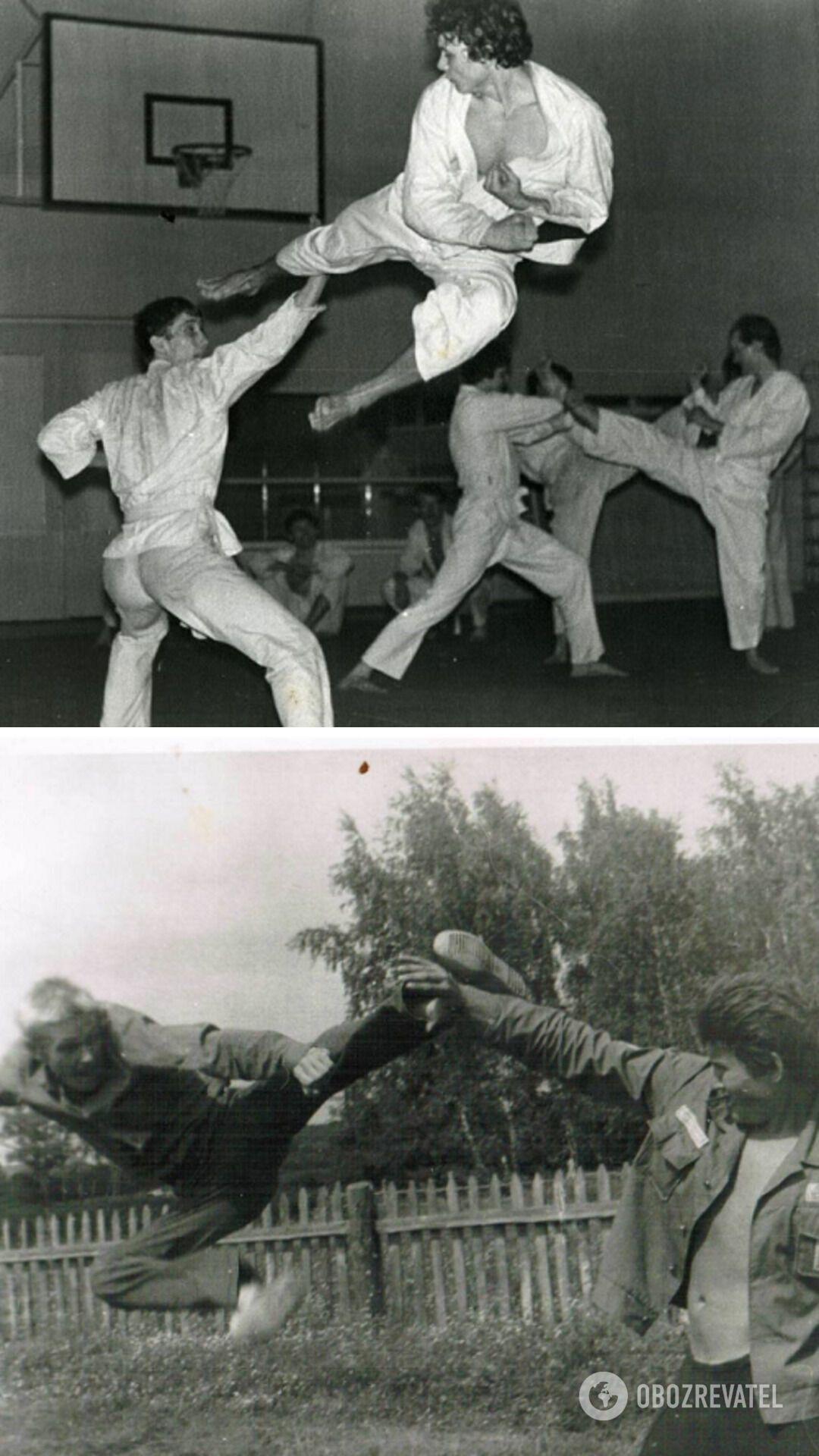 При запрете на секции карате в СССР тренеров наказывали штрафами или привлекали к уголовной ответственности