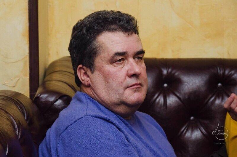 Олег Марченко помер від коронавірусу.