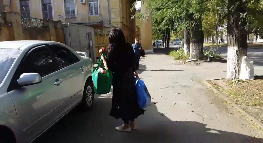 Женщина убегала из СИЗО.