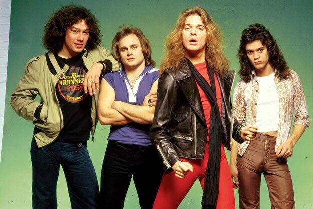 Van Halen були одним з найпопулярніших рок-гуртів у США.