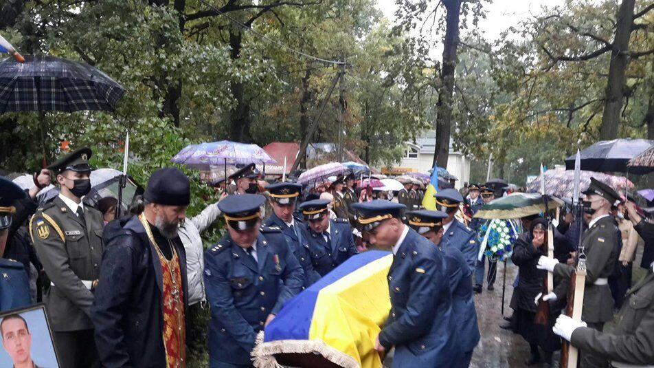 Богдана Матвійчука поховають у Новоград-Волинському.