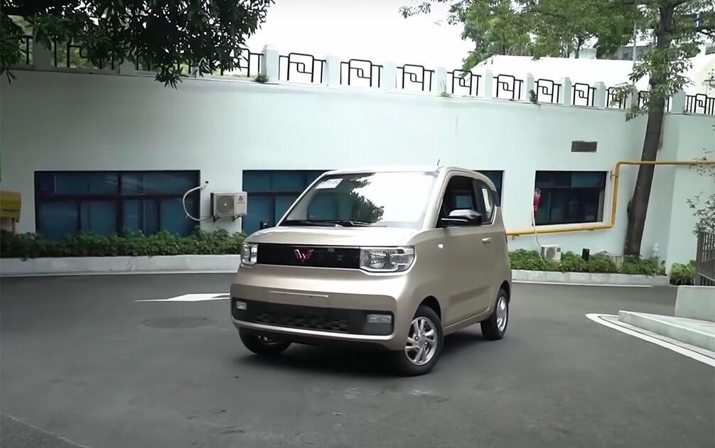 Найдешевший електромобіль в світі.