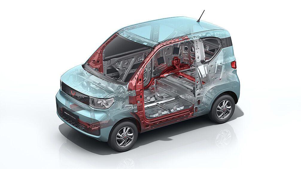Найдешевший електромобіль в світі - так він влаштований.