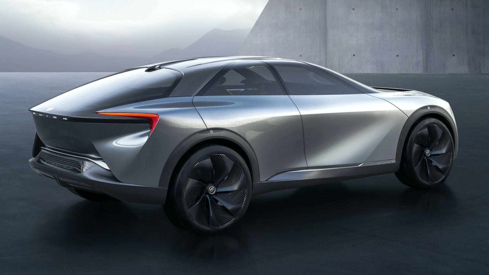Buick Electra Concept. Фото: