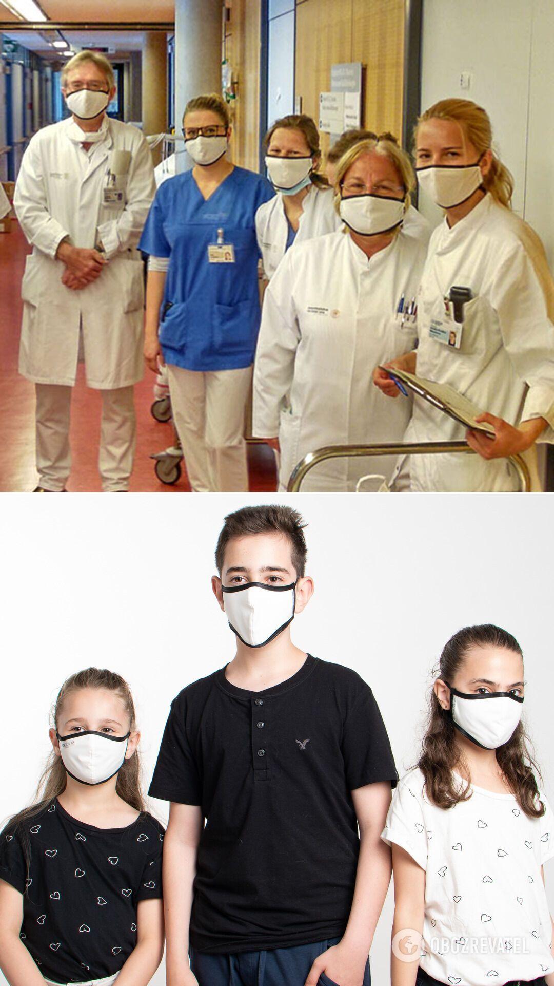 SonoMask знищує більше 99% вірусів, зокрема COVID-19, – Sonovia