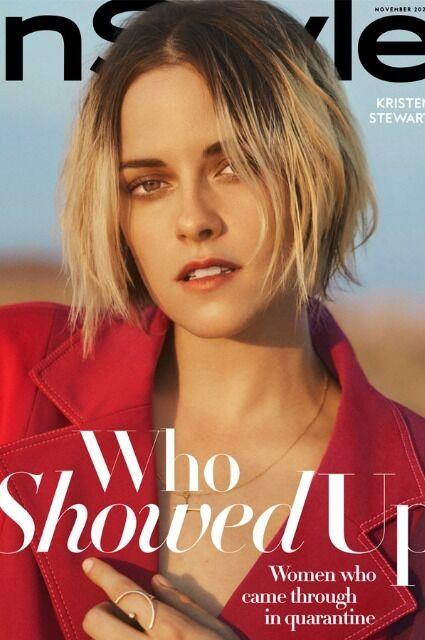 Кристен Стюарт снялась для обложки журнала.