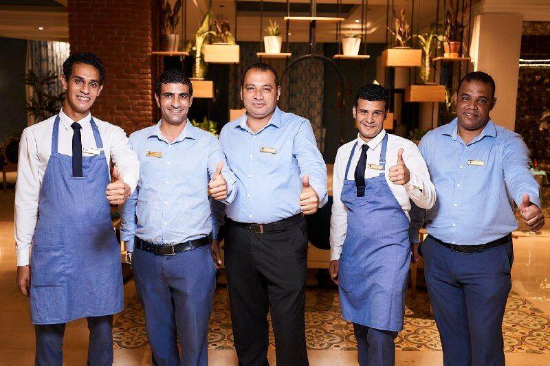 Для Rixos Sharm El Sheikh здоровье и безопасность гостей и членов команды превыше всего