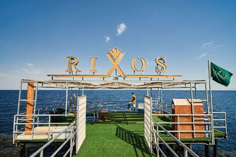 Rixos Sharm El Sheikh превратился в эксклюзивный курорт для взрослых (только 16+)