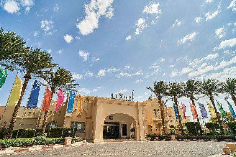 Rixos Sharm El Sheikh придерживается сейчас своего главного приоритета – здоровье и безопасность гостей и членов команды превыше всего.