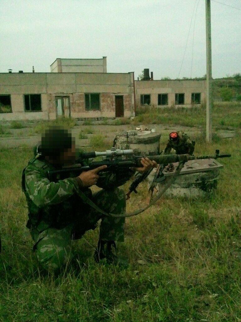 Наемник принимал участие в боевых действиях против сил АТО/ООС.