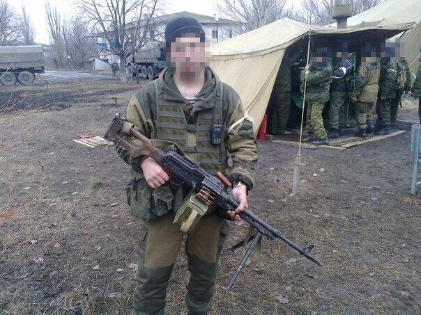 Террорист участвовал в боях под Золотым.
