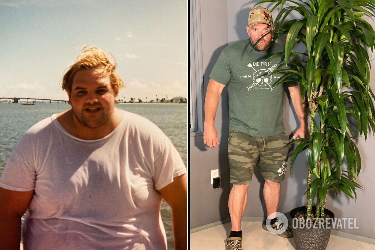 Итан Сапли поразил кардинальным похудением.