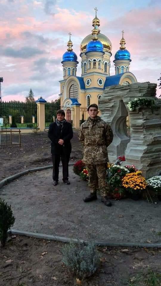 Андрей Павленко взял опеку над сыном Героя Небесной Сотни Леонида Полянского.