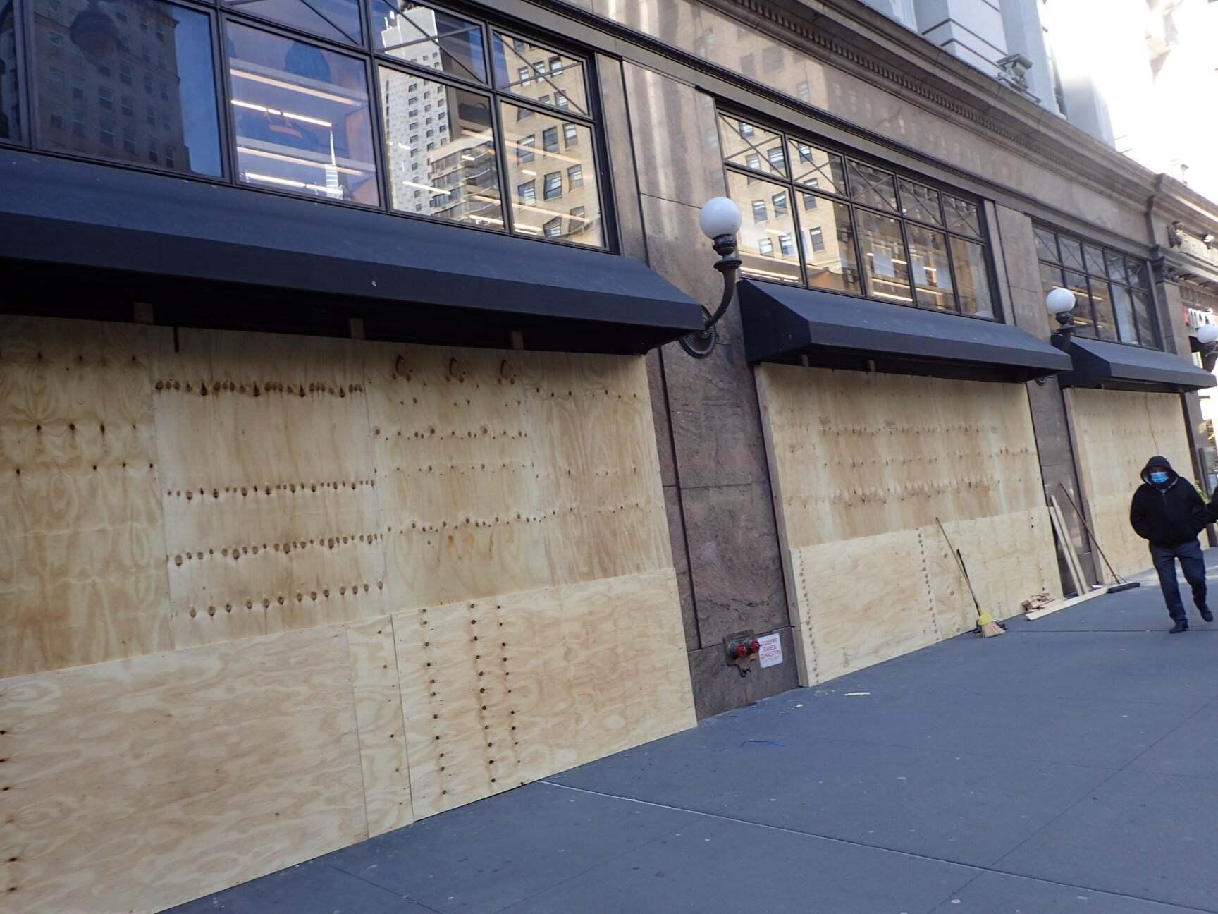 Один із магазинів Нью-Йорка