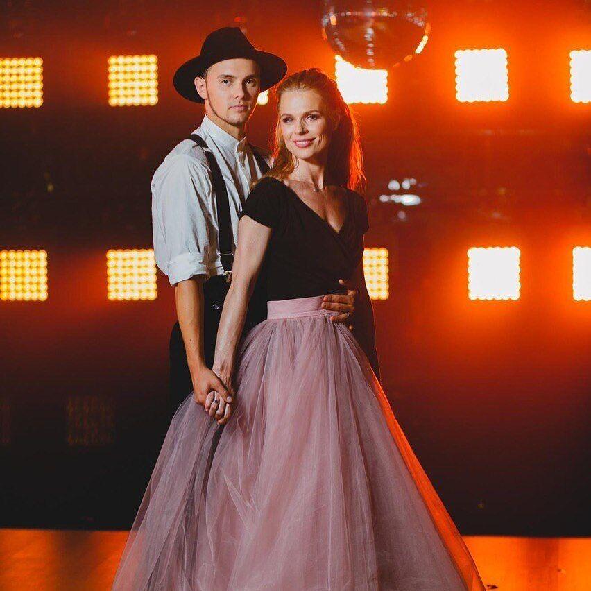 Илья Падзина и Ольга Фреймут