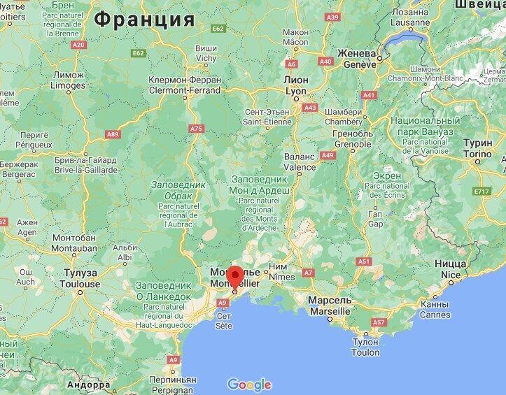 Стрілянина сталася в місті Монпельє.