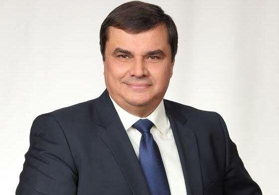 Экс-мэр Павлограда Иван Метелица