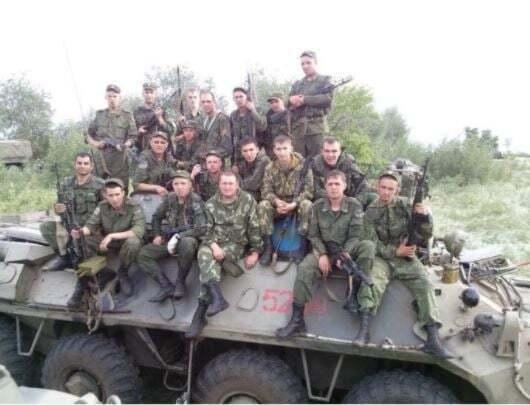 Військові 15 ОМСБр ЗС РФ