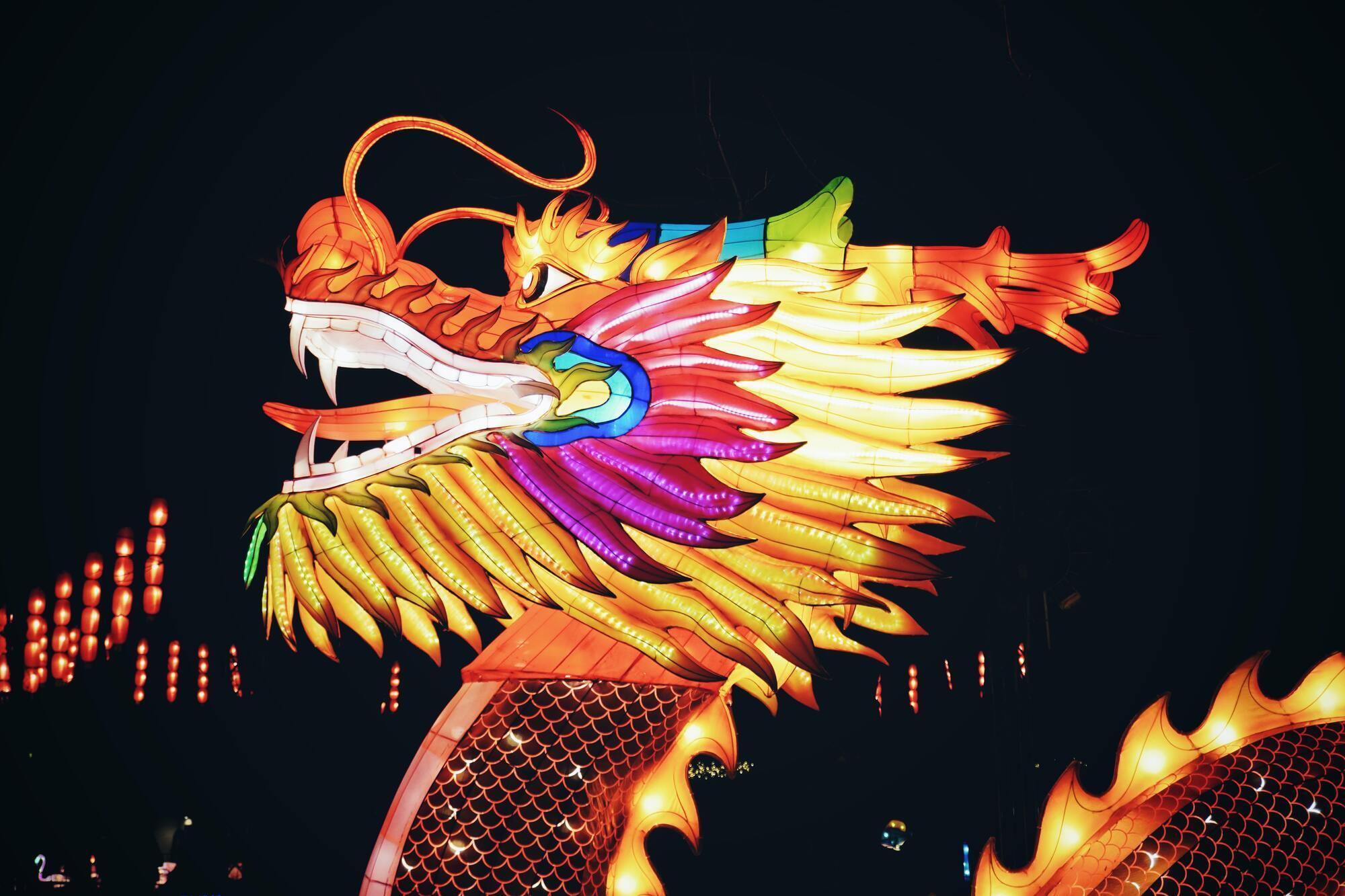 В Китае Новый год отмечают две недели, чтобы выразить почтение приходящему знаку