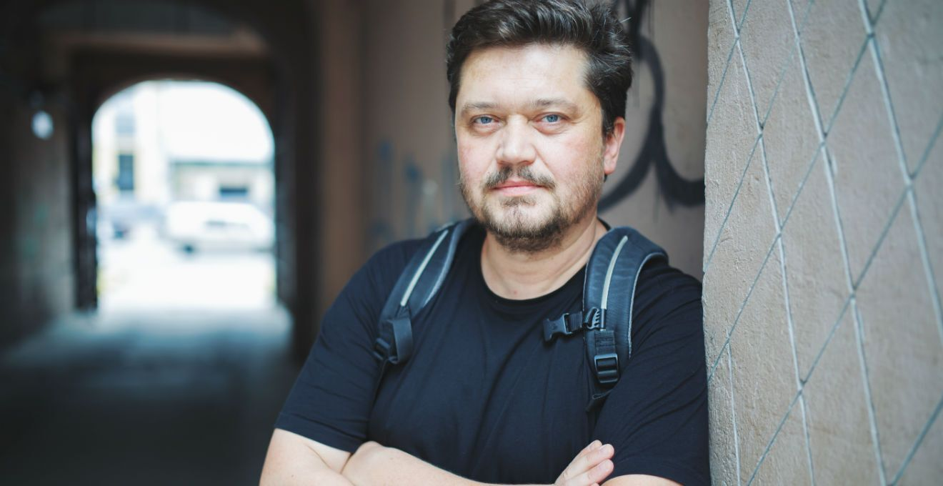 Валентин Васяновыч получил орден от Зеленского