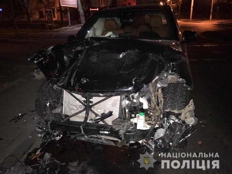 ДТП в Одесі.