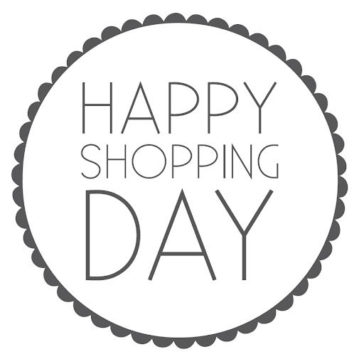 Открытка в День шопинга