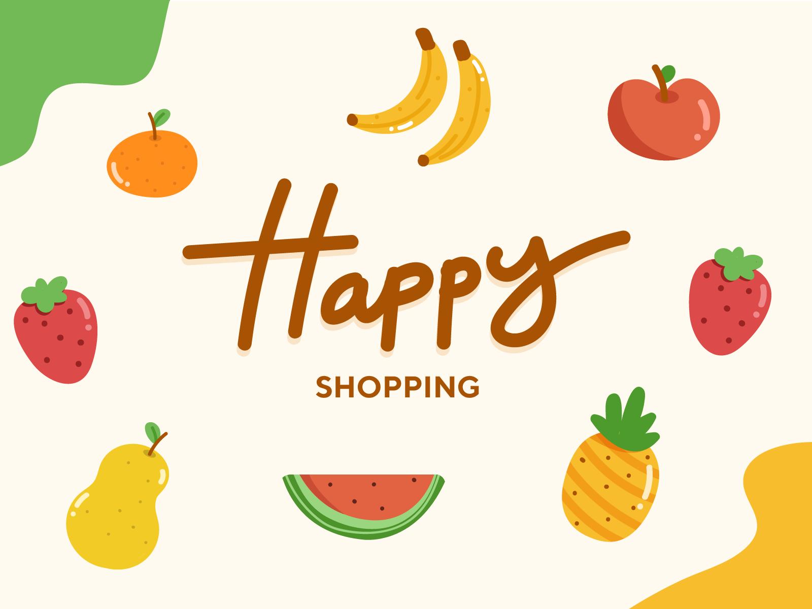 Картинка в День шопинга