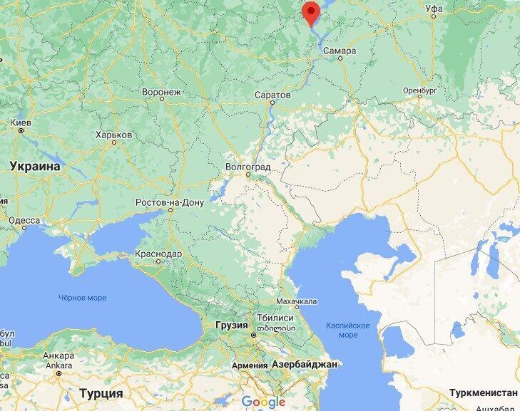 Перекидання миротворців РФ здійснюється з Ульяновська.