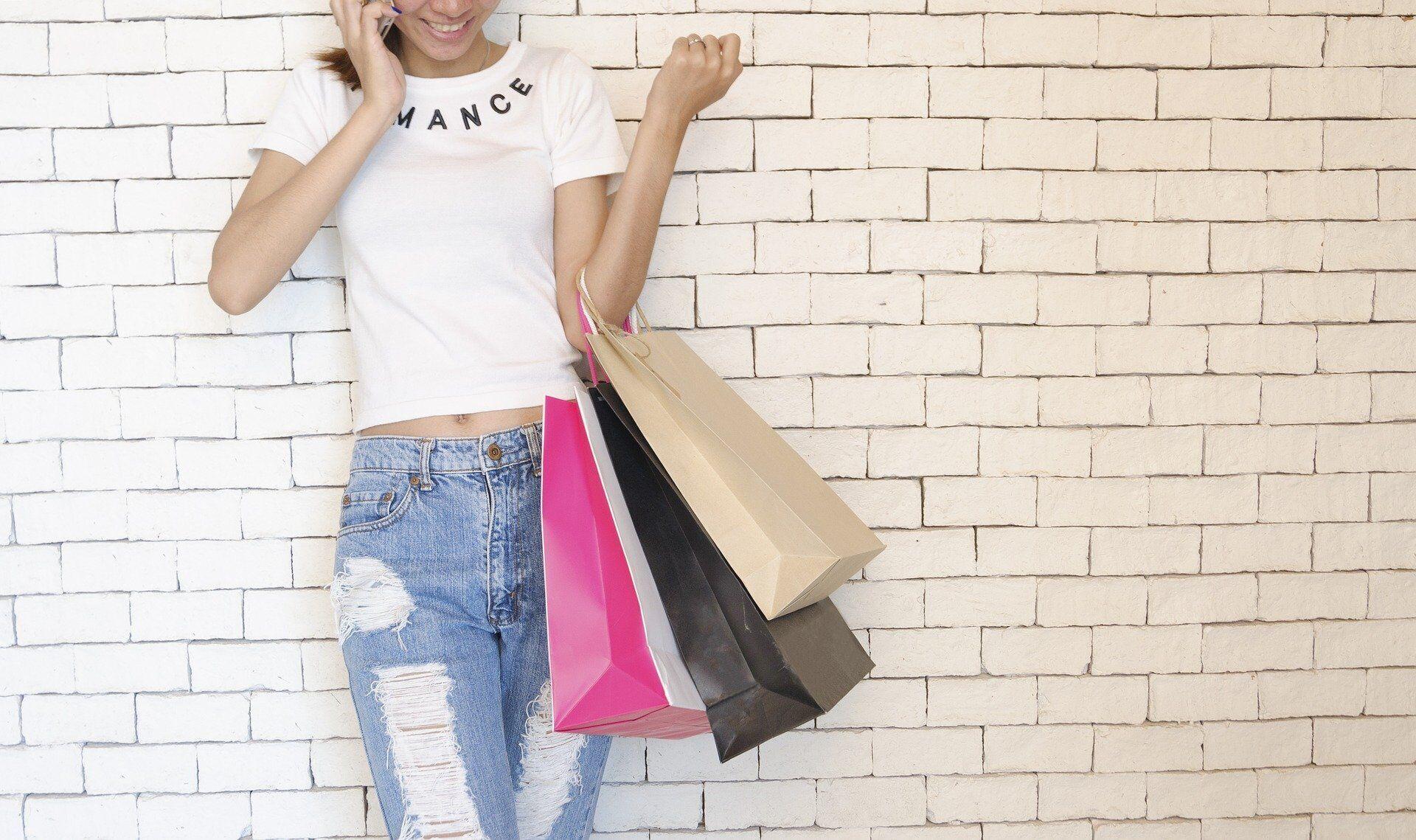 Всесвітній день шопінгу.