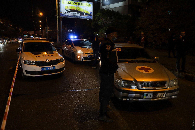 Детали аварии предстоит выяснить полиции