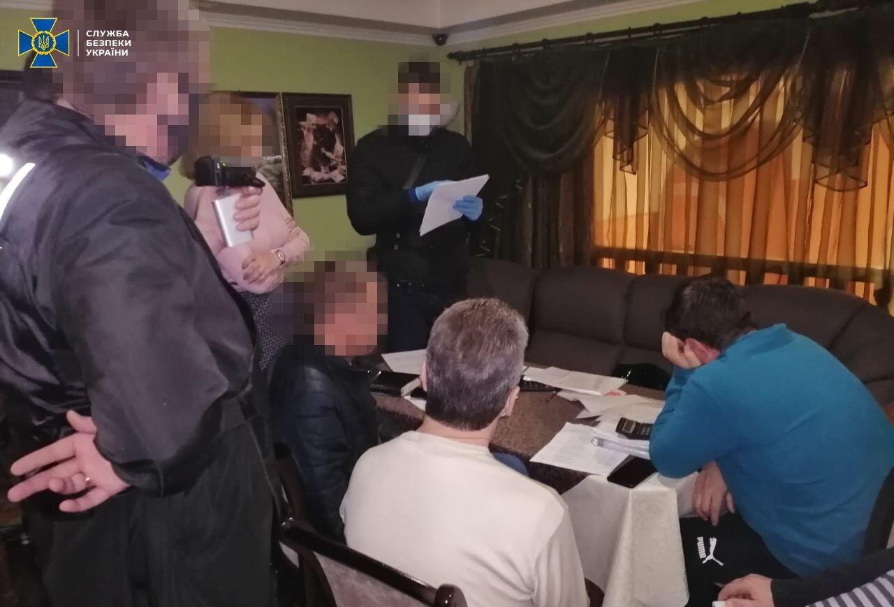 Организатору и 4 фигурантам дела сообщено о подозрении
