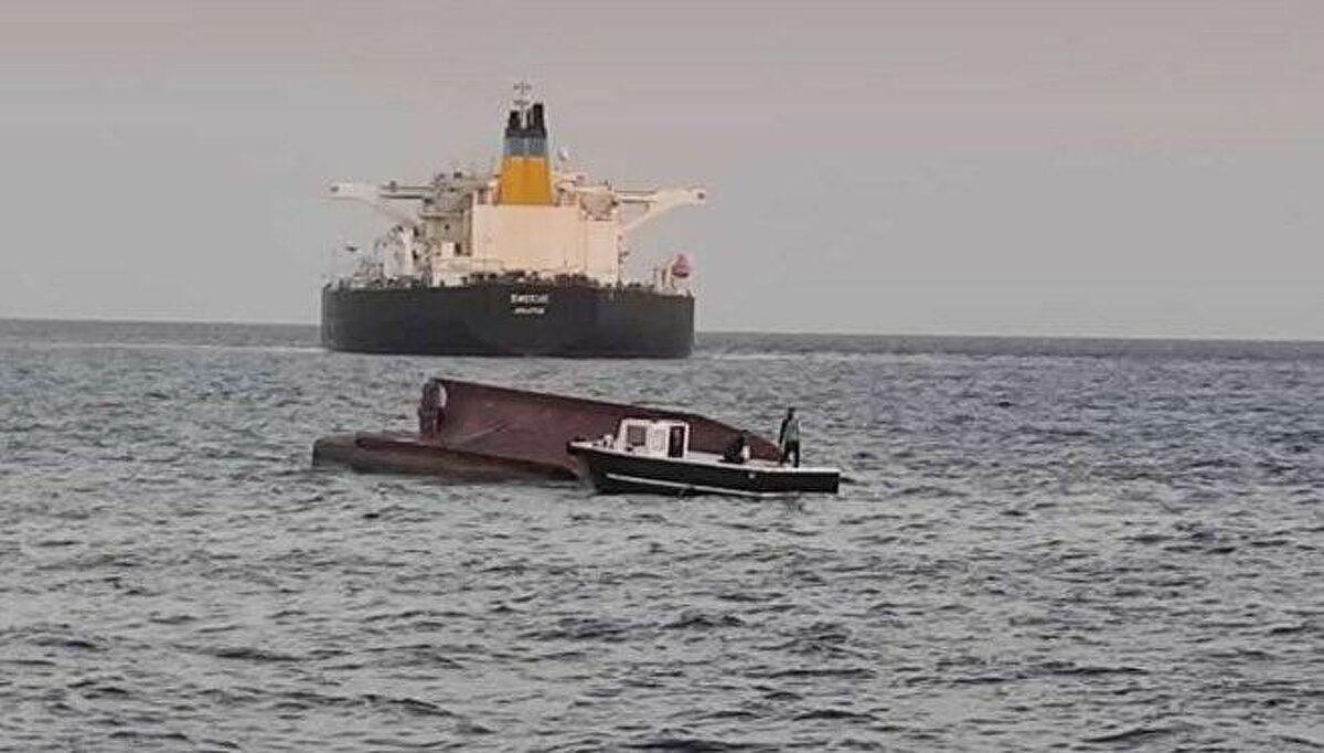 Біля берегів Туреччини зіткнулися два кораблі